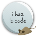Completed LOLCODE