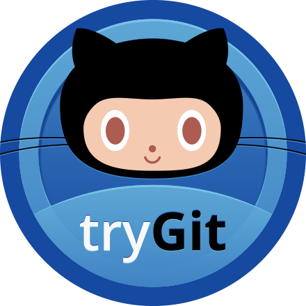 Try Git badge