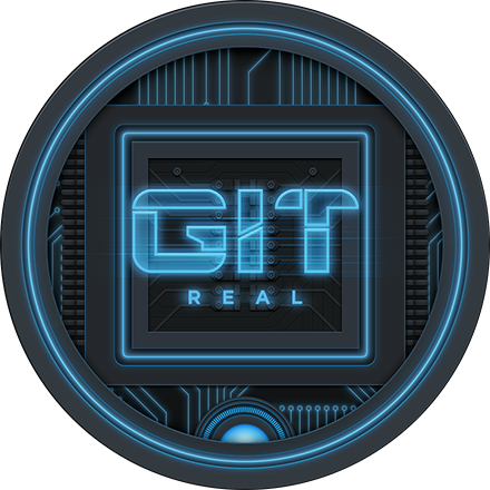 Git Real badge