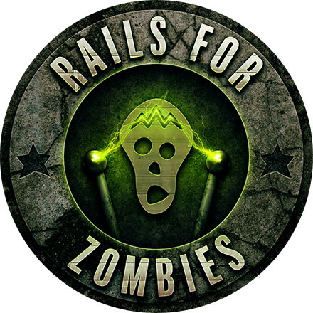 Completed Rails for Zombies Redux