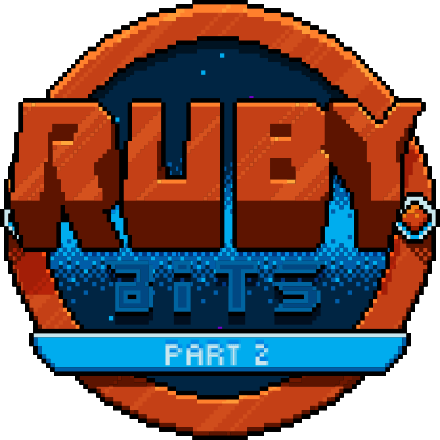 Ruby Bits Part 2 Completion Badge