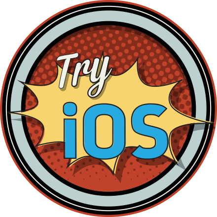 Try iOS badge