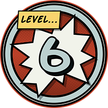 Level 6 on Try iOS