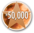 50,000th User