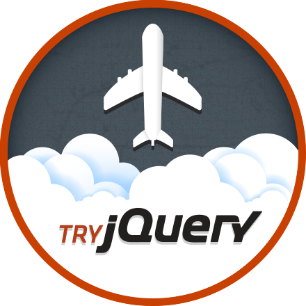 Completed Try jQuery