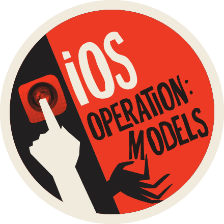 iOS Operation: Models badge