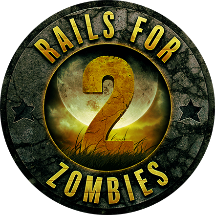 Completed rails for zombies 2