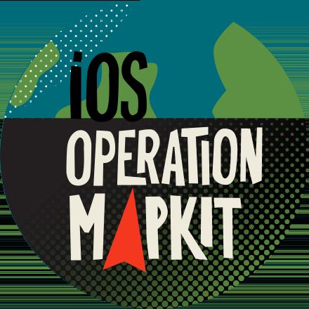 Operación iOS: Finalización Insignia MapKit