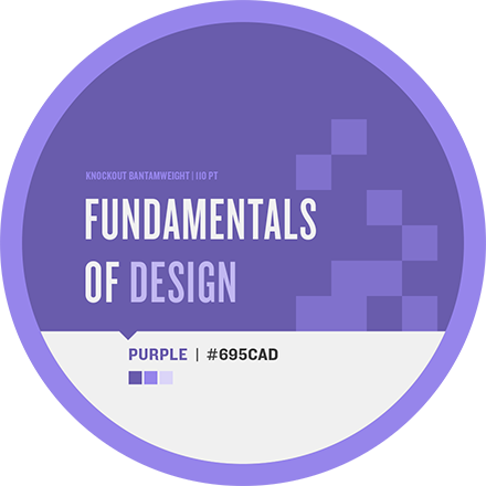 Fundamentals of Design badge