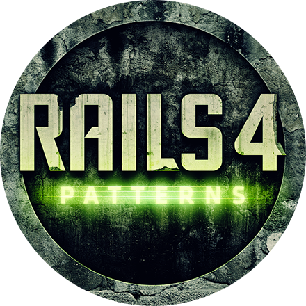 Rails 4 Patterns badge
