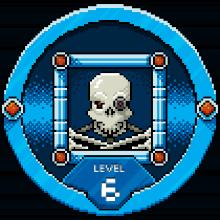 Level 6 on Ruby Bits