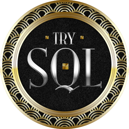 Try SQL badge
