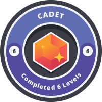 Cadet Badge