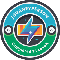 Journeyperson Badge