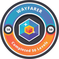 Wayfarer Badge