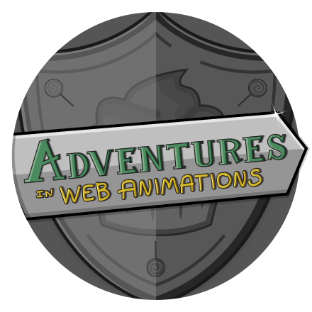Adventures in Web Animations Completion Badge
