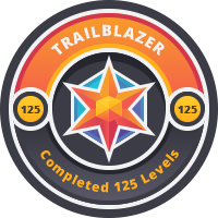 Trailblazer Badge