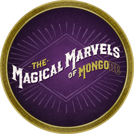 The Magical Marvels of MongoDB badge