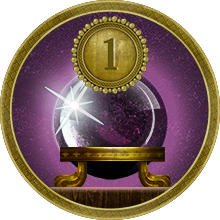 Level 1 The Magical Marvels of MongoDB Completion Badge