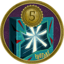 Level 5 The Magical Marvels of MongoDB Completion Badge