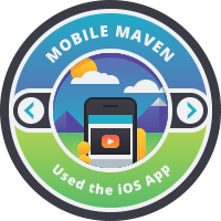 Mobile Maven Badge