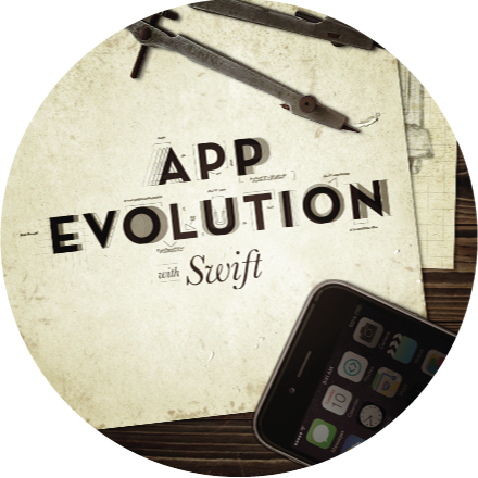 App Evolution With Swift Completion Badge