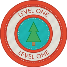 Level 1 Try Ember Badge
