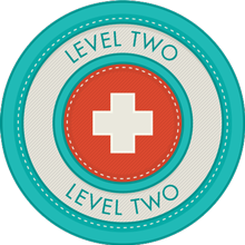 Level 2 Try Ember Badge
