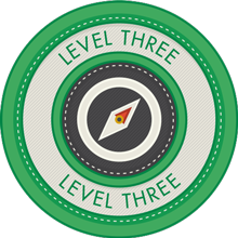 Level 3 Try Ember Badge