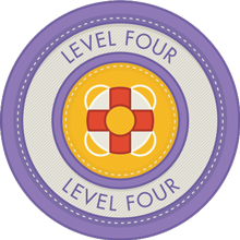 Level 4 Try Ember Badge