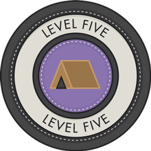 Level 5 Try Ember Badge