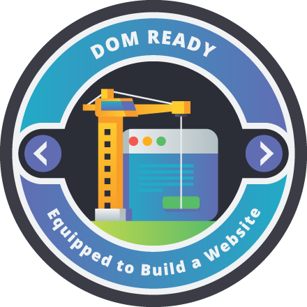 Website Ready Badge