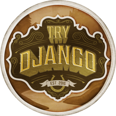 Try Django Completion Badge