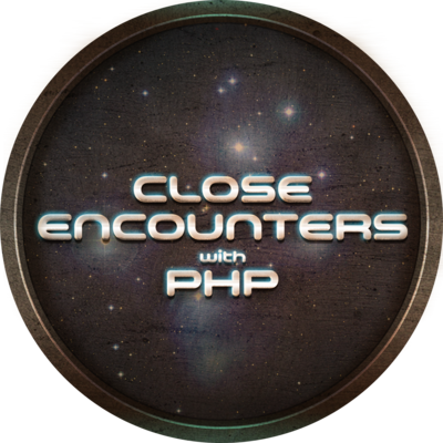 Close Encounters With PHP Completion Badge
