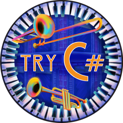Try C# Completion Badge
