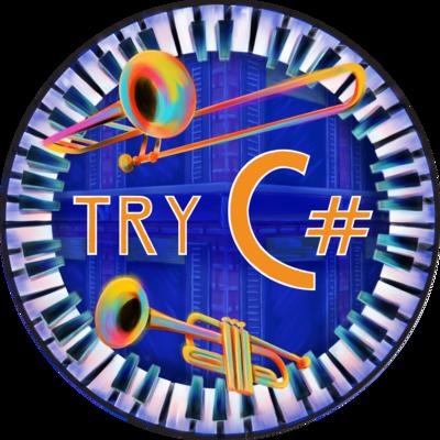 Try C#