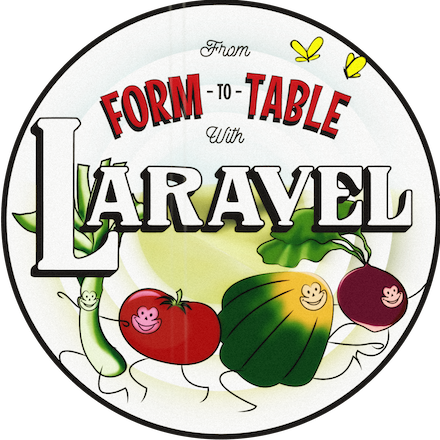From Form to Table With Laravel