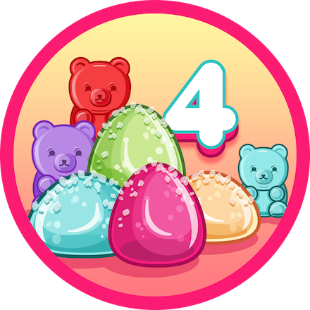 Try Android Level 4 Badge
