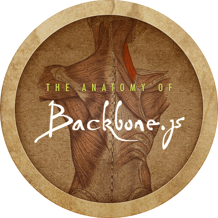 Anatomy of Backbone.js Completion Badge