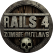 Rails 4: Zombie Outlaws Completion Badge