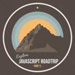 JavaScript Road Trip Part 2 Completion Badge