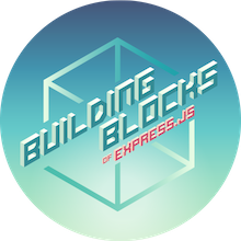 Building Blocks of Express.js Completion Badge