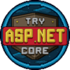 Try ASP.NET Core Completion Badge