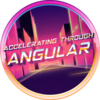 Accelerating Through Angular Completion Badge