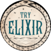 Try Elixir Completion Badge