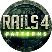 Rails 4 Patterns Completion Badge
