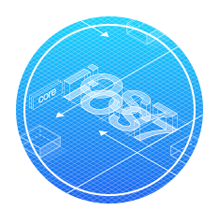Core iOS 7 Completion Badge