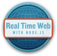 Real-time Web with Node.js badge