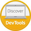 Discover DevTools Completion Badge